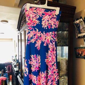 Lilly Pulitzer Summer Fun Dress Never Worn SZ XXS